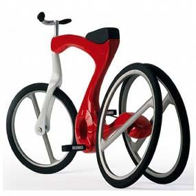 Sepeda Scott